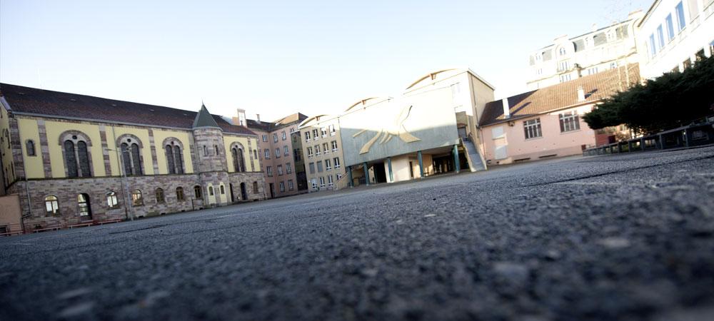 ISM - Institution Sainte-Marie